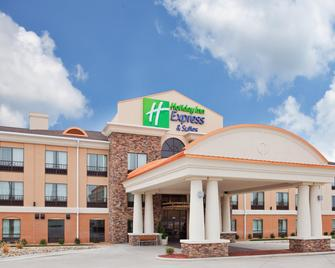 Holiday Inn Express Hotel & Suites St. Robert - St Robert - Building