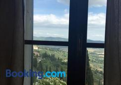 Appartamenti Belvedere - Cortona - Balcony