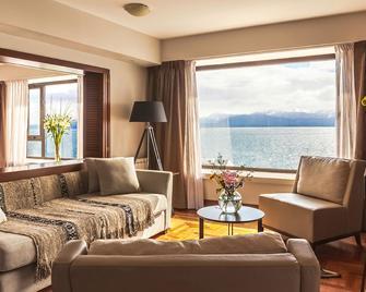 Hotel Panamericano Bariloche - Bariloche - Sala de estar