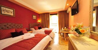 El Andalous Lounge & Spa Hotel - Marrakesh - Camera da letto