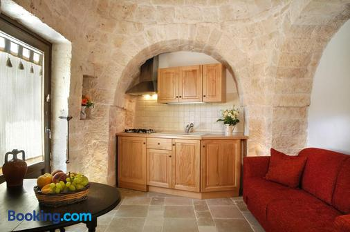 Trullimania B&B - Alberobello - Cocina