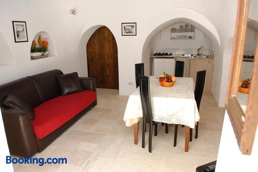 Trullimania B&B - Alberobello - Comedor