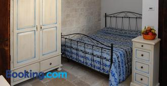 Trullimania B&B - Alberobello - Bedroom