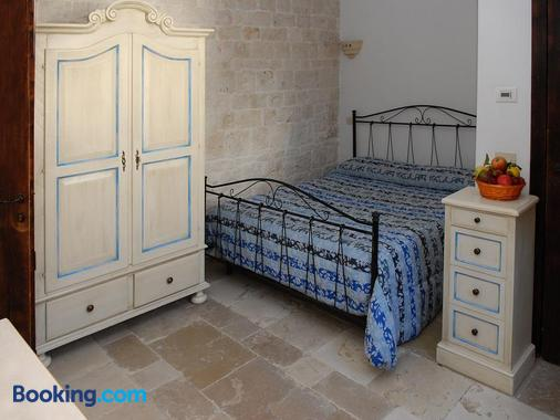 Trullimania B&B - Alberobello - Habitación