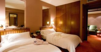 Hotel Palafox - Saragoça - Quarto