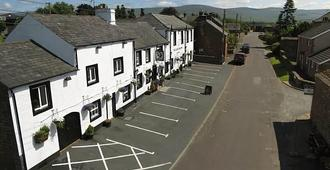 The Black Swan Inn - Penrith - Vista del exterior