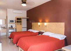 Nova Hotel - กาเดเรย์ตา ฮิเมเนซ - ห้องนอน