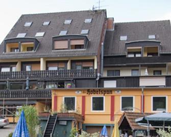 Hotel der Hobelspan - Mespelbrunn - Building