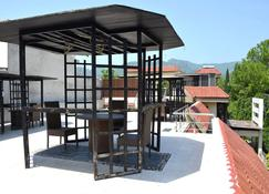 Gofas Lodge - Islamabad - Patio