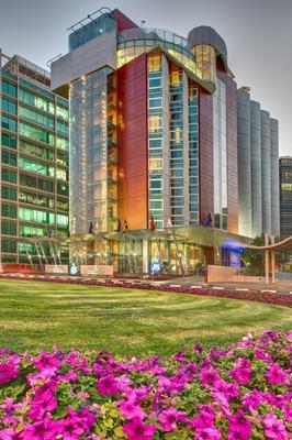 利哈博羅塔娜酒店 - 杜拜 - 杜拜 - 建築