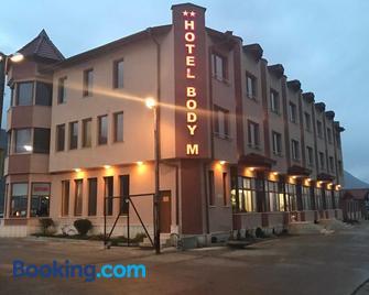 Hotel Body M - Враца - Building