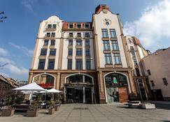 Rius Hotel Lviv by Rixwell - Lviv - Building