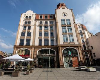 Rius Hotel - Lviv - Building