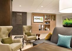 Home2 Suites by Hilton Billings - Billings - Lobby