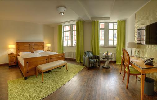 Kulturbrauerei Heidelberg - Heidelberg - Bedroom