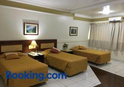 Tamareiras Park Hotel - Uberaba - Quarto