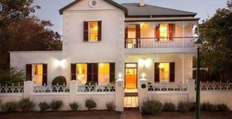 Evergreen Manor And Spa - Stellenbosch - Toà nhà