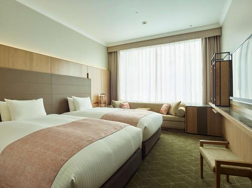 Hotel The Celestine Tokyo Shiba - Tokyo - Bedroom