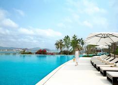 JW Marriott Hotel Sanya Dadonghai Bay - Sanya - Svømmebasseng