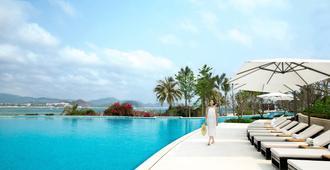 三亞山海天大酒店 - 三亞 - 游泳池