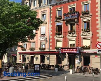 Hôtel Saint-Christophe - Belfort - Gebouw