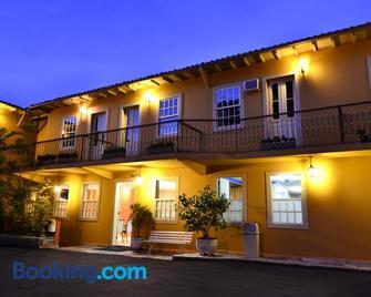 Mirante Hotel - Ouro Preto - Gebäude