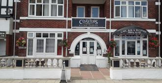 Coasters Hotel And Apartments - Skegness - Edificio