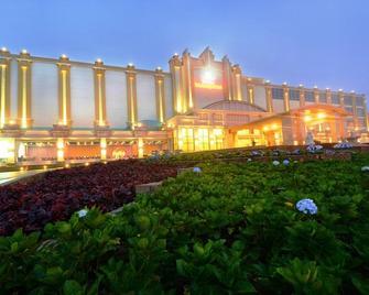 Thansur Sokha Hotel - Kampot - Rakennus