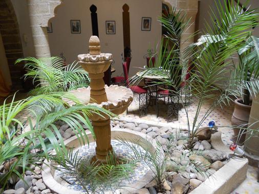 Riad Jemalhi Mogador - Essaouira - Patio
