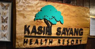 Kasih Sayang Health Resort - Kota Kinabalu