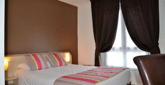 Brit Hotel Cherbourg Octeville - Cherbourg-en-Cotentin - Makuuhuone