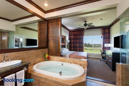 Kohala Suites by Hilton Grand Vacations - Waikoloa Village - Bathroom