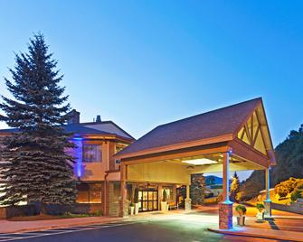 Holiday Inn Express Blowing Rock South - Блоуинг-Рок - Здание