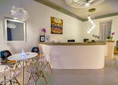 City Point Rooms - Pula - Receptie