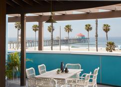 Kimpton Shorebreak Huntington Beach Resort - Huntington Beach - Patio