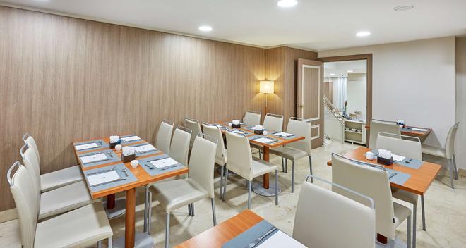 Hotel Nh Las Artes II - Valencia - Restaurante