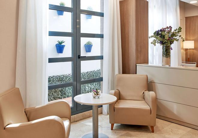 Hotel Nh Las Artes II - Valencia - Sala de estar