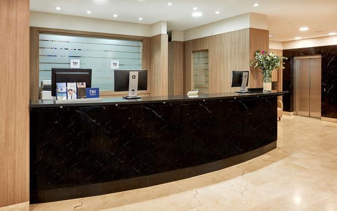 Hotel Nh Las Artes II - Valencia - Recepción