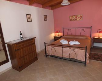 B&B Villa Giacrì - Rilievo - Schlafzimmer