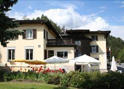 Hotel Villa Maria - Scuol - Κτίριο