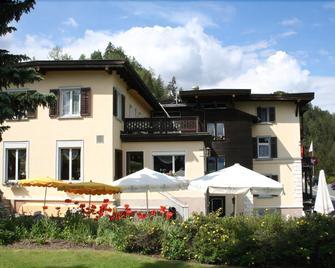 Hotel Villa Maria - Scuol - Building
