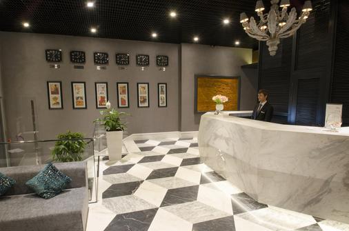 Duke Hotel - Odesa - Vastaanotto
