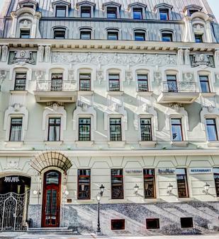 Duke Hotel - Odesa - Rakennus