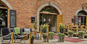 First Hotel Norrtull - Estocolmo - Patio