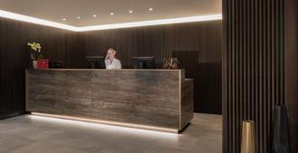 Adina Apartment Hotel Leipzig - Leipzig - Front desk
