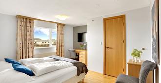 Eldey Airport Hotel - Keflavik - Bedroom