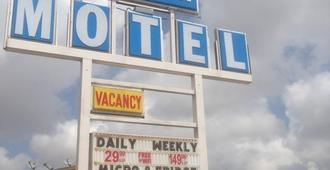 Economy Motel - Killeen - Edifício