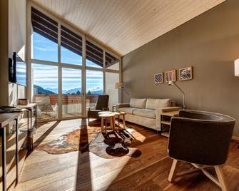 Valbella Resort - Vaz/Obervaz - Вітальня