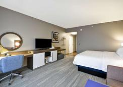 Hampton Inn Livonia Detroit - Livonia - Bedroom