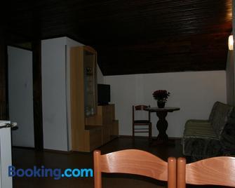 Booa Rooms Irena - Ribčev Laz - Living room